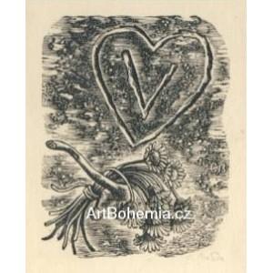 Srdce s V, opus 1127