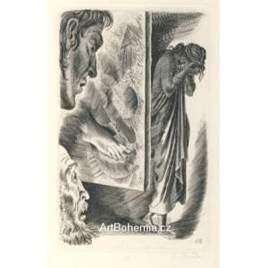 Malíři před obrazem, opus 1029