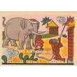 Stříkačka - Onehdy v Africe hořelo, opičky chytily slona...