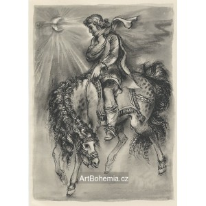 Jezdec (K.H.Mácha: Máj)