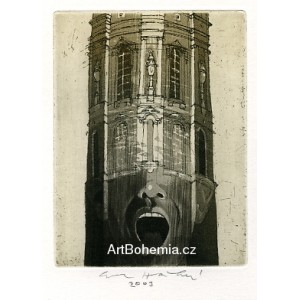 Babylonská věž II (Biblos)