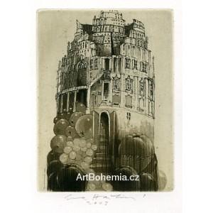 Babylonská věž IV (Biblos)