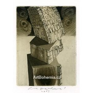 Babylonská věž VIII (Biblos)
