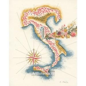 Itálie, opus 536