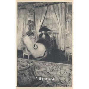Conversation dans un intérieur (1910)