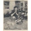 Madame Hessel rue de Naples (1920)