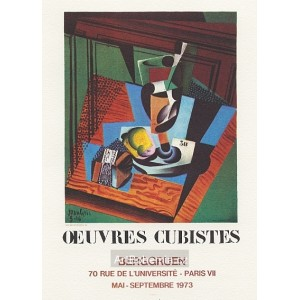 Oeuvres Cubistes (1973)