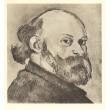 Portrait de Cézanne (1882-85)