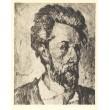 Portrait de M.Choquet (1880)
