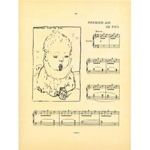 Premier air de Fifi (Petites scenes familieres) (1893), opus 15