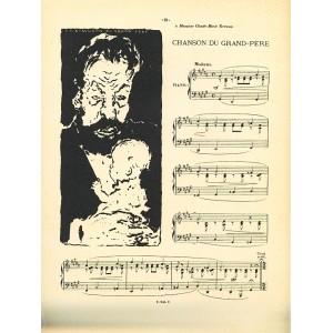 Chanson du Grand-Pere (Petites scenes familieres) (1893), opus 11
