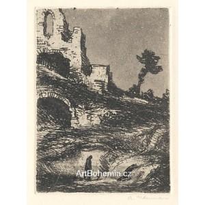 Ruina s postavami (Zlatý věk)
