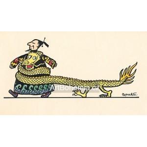 Japonský drak - PF 1957 Neprakta