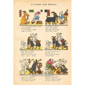 11. Frantík dělal Mikuláše (Šprýmové kousky Frantíka Vovíska a kozla Bobeše)