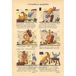 4. Frantíkova pomstička (Šprýmové kousky Frantíka Vovíska a kozla Bobeše)