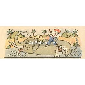 Očista slona Jumba
