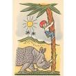 Funící nosorožec