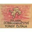 Dobrodružství Tondy Čutala - obálka