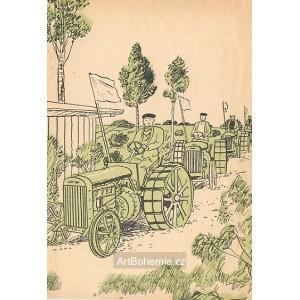 Traktoristé