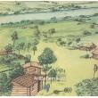 Krajina s řekou I