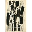 Kubistická figura IV