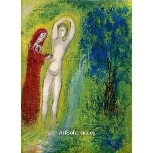 Daphnis and Chloe beside the Spring (Daphnis & Chloe), opus 313
