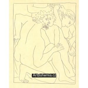 Deucalion et Pyrrha (Les Métamorphoses d´Ovide)
