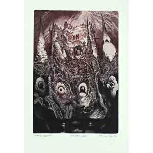 Obratník Kozoroha - Tropic of Capricorn, opus 584 (hnědá varianta)