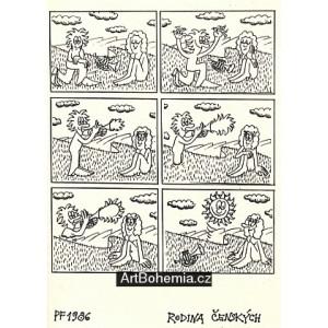 Kouzelná trumpeta (komiks)