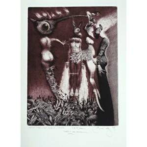 Labyrint III - Masky, opus 562