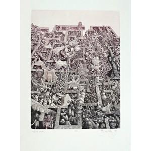 Labyrint I - Velký hluk - Big Noise, opus 560