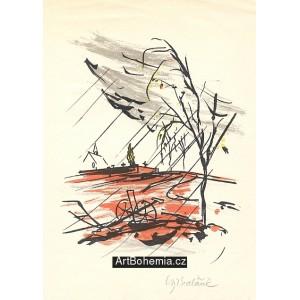 Listopad (Rok na vsi), opus 335