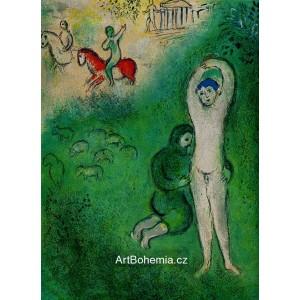 Daphnis and Gnathon (Daphnis & Chloe), opus 343