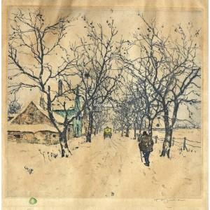 Cesta ve sněhu, opus 237