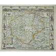 Bohemia In suas partes geographice distincta (1620)