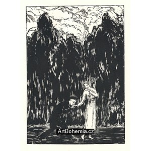 Balada rajská (Balady a romance)