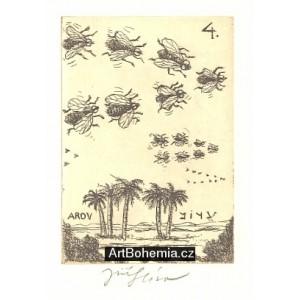Deset ran egyptských 4 (Biblos)