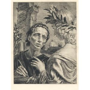 Básník a Múza (1931)
