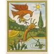 O myši, žábě a orlu - Ezopské bajky (1931)
