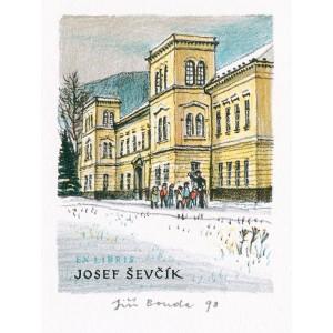 Čechy pod Kosířem (Haná - tentokrát v zimě)