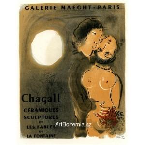Céramiques - Sculptures, 1952 (Les Affiches originales)