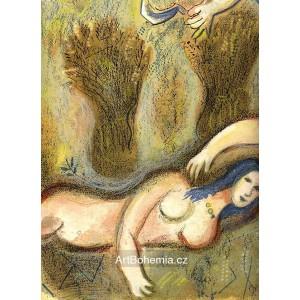 Booz se réveille et voit Ruth a ses pieds (Bóz se probouzí a vidí Rút), opus 249