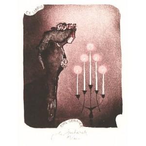 Dáma u pěti svíček