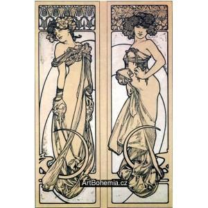 Figures décoratifs (1905)