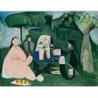 Le Déjeuner sur l´herbe (d´après Manet) (20.8.1960)