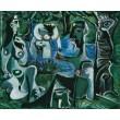 Le Déjeuner sur l´herbe (d´après Manet) (10.8.1961)