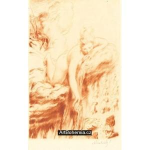 Bohyně deště, opus 324