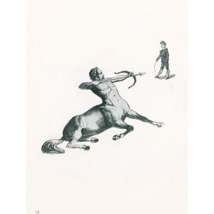 Kentaur (1965) - Kolážové anekdoty XVII