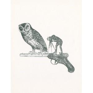 Pozor, vyletí ptáček! (1965) - Kolážové anekdoty XXV