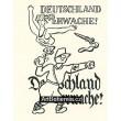 Základy Hitlerovy výchovy. Německému písmu přísluší naprostá přednost...